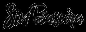 Sin Basura logo black
