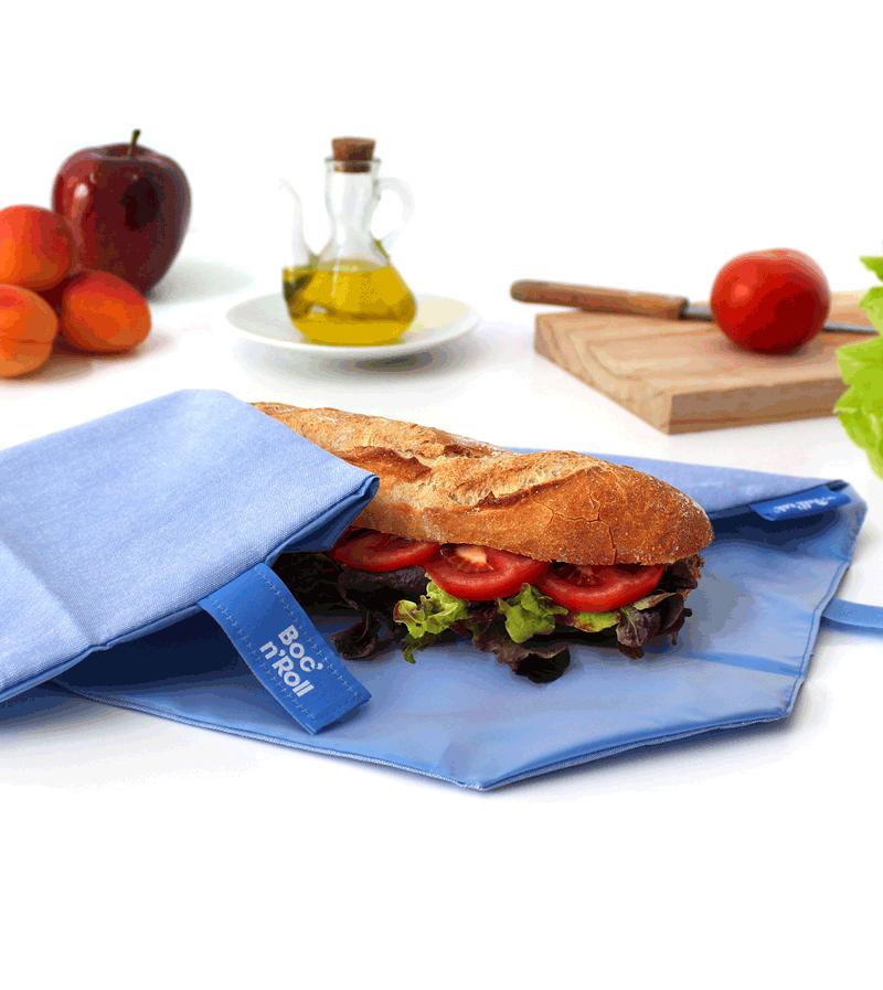 Bocnroll Sandwich Wrap azul