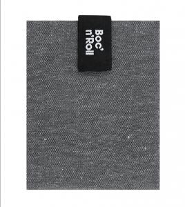 Bocnroll grey sandwich wrap