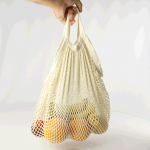 Bolsa de compra algodon