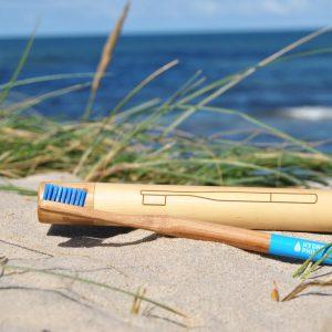 Funda Cepillo dientes bambu